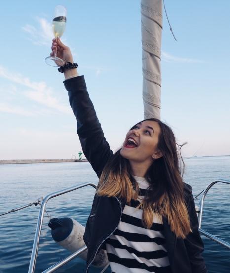 boat tour barcelona